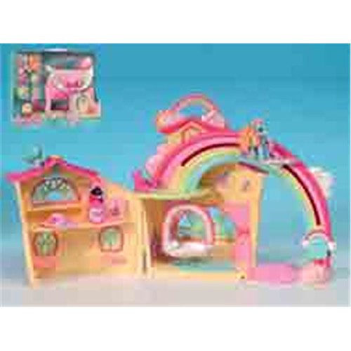 My little Pony - Ponyville - Themen Set - Bumper Cars - mit Einhorn Sweetie-Belle & Royal Bouquet