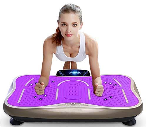 ROCKET Plataforma Vibratoria,Power Plate Gym Machine - para Bajar de Peso y tonificar el Cuerpo