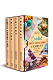 Crochet A complete guide for beginners 4 books in 1: Crochet-Cricut-Knitting-Simple Sewing Time