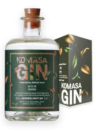 Komasa Gin HOJICHA 40% - 500 ml in Giftbox