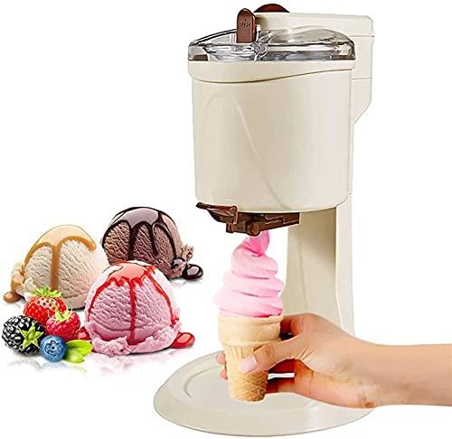 Soft Ice Cream Machine Frozen Yogurt Machine Macchina per gelato per preparare deliziosi sorbetti gelato e surgelati