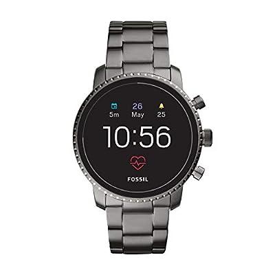 Fossil Herren Digital Smart Watch Armbanduhr mit Edelstahl Armband FTW4012 zum Best Preis.