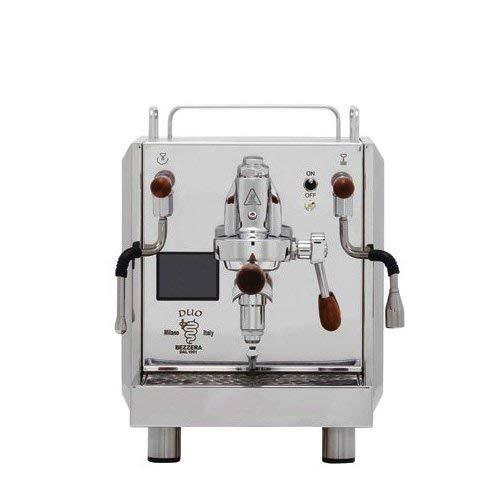 Bezzera Duo Top MN (manuelle Dosierung) Siebträger Espressomaschine