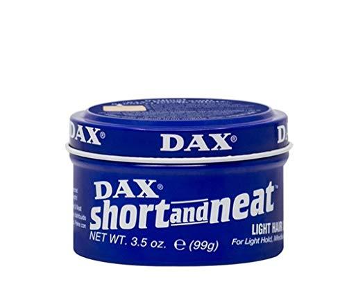 DAX courte et Neat Light Hair Dress for the Short Natural Look 99 g