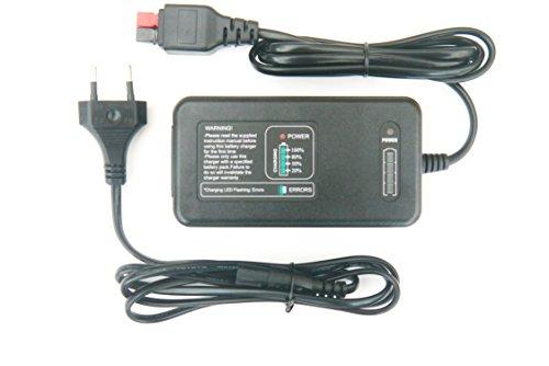 Kaddie Boy Limited - vollautomatisches Akku-Ladegerät für Motocaddy - 12 V MCU Pulssteuerung / nur für Blei-Säure-Batterien.