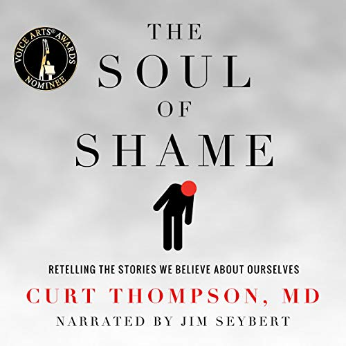 The Soul of Shame audiobook cover art