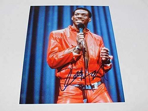 Eddie Murphy Delirious Signed Autographed 11x14 Glossy Photo Poster Loa