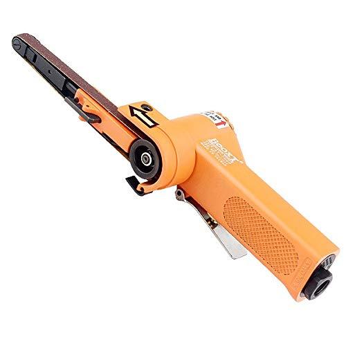 330 * 10mm Air Bandschleifer,Handheld Luft Pneumatische Polierer Schleifmaschine Werkzeug für Polieren,Feilen,Schärfen