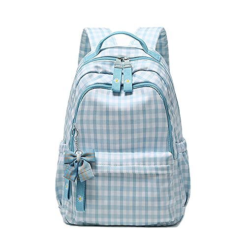 REALTH Mochilas con lazo de 30x15x45cm Mochila escolar japonesa, lindas mochilas para niñas, mochila de viaje, mochila para computadora portátil, mochila para estudiantes