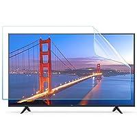 アンチブルーライトプロテクターフィルム 32-75インチTVスクリーン用アンチスクラッチアンチグレアフィルターフィルム 目の疲れを和らげ、近視を防ぎます AWSAD (Color : HD Version, Size : 43 inch 942*529mm)