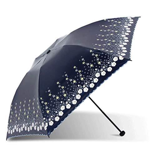 LYMUP Ombrello Ombrello di Fibra di Carbonio Anti-UV Efficace dell'ombrello Ombrello