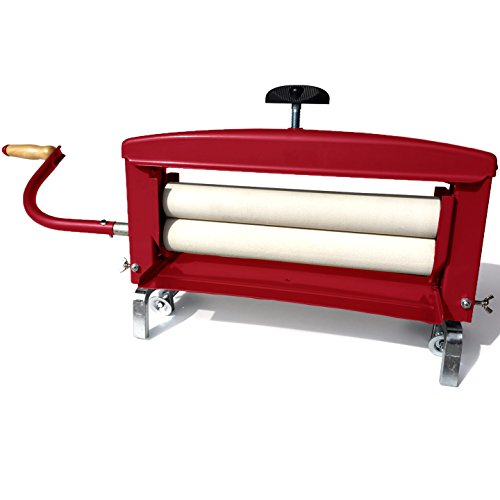 "Product Image of the Calliger 360 | Hand Crank Clothes Wringer | New Patented Clamping System | 14"" Rollers 