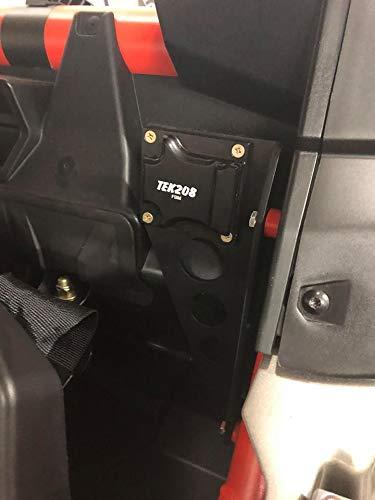 TEK208 Can Am Maverick X3 Fire Extinguisher Mount, (Passenger Side)