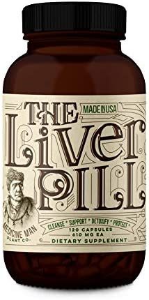 Medicine Man Plant Co The Liver Pill product image