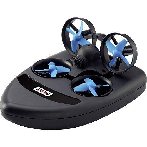 Reely Vortex Mini 2 in 1 Drone and Hovercraft FPV Quadrocopter RtF Einsteiger