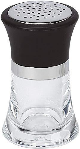 Sgualie Käsestreuer – ideal für Zucker, Salz, Puderzucker, Mehl, Schokolade, Cappuccino, Kakao
