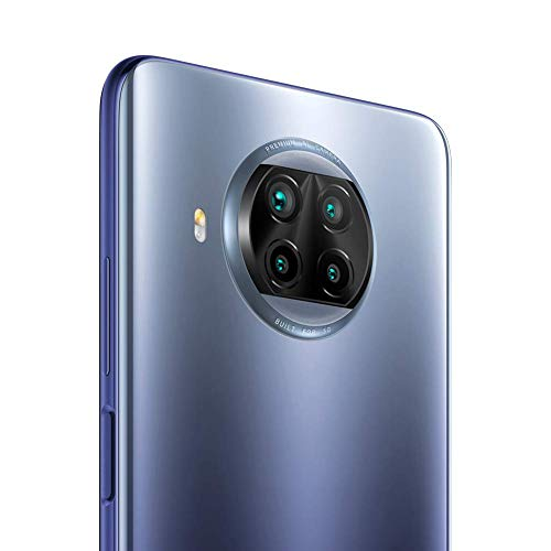 "Xiaomi Mi 10T Lite - Smartphone 6+64GB, 6,67"" FHD+ DotDisplay, Snapdragon 750G, 64MP AI Quad Camera, 4820mAh, Alexa Hands-Free, Atlantic Blue (Official Version + 2 Jahre Garantie) - 2"