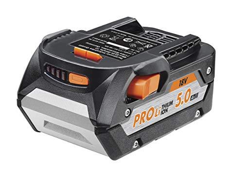 AEG L1850R, batteria agli ioni di litio, 5.0 Ah, 18 V, di ricambio, ad alte prestazioni, senza caricatore