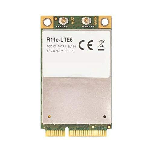 MikroTik R11e-LTE6-2G/3G/4G/LTE miniPCI-e-Karte mit 2X u.FL-Anschlüssen