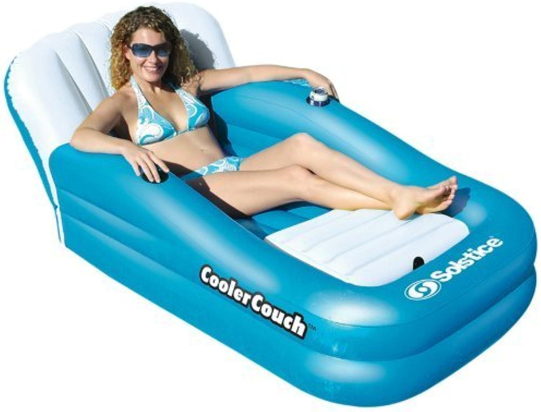 hasta 60% de descuento Solstice Cooler Couch Inflatable Pool Lounger Lounger Lounger by Solstice  encuentra tu favorito aquí