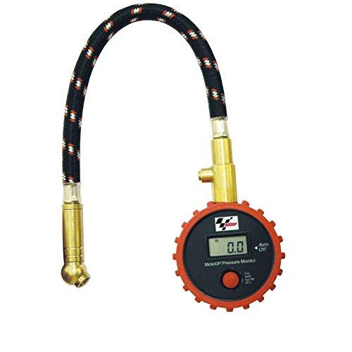 MotoGP 1149321 Display Digitale Professionale Molto Preciso Auto Scooter Manometro Moto GP Tyre Pressure Monitor