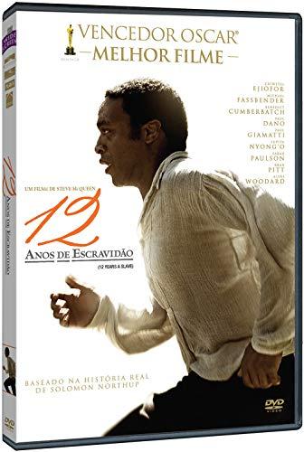 12 Anos De Escravidão [DVD]