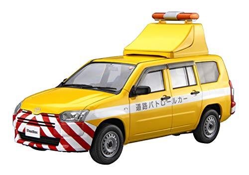 1/24 ザ・モデルカー No.SP トヨタ NCP160V プロボックス '14 道路パトロールカー