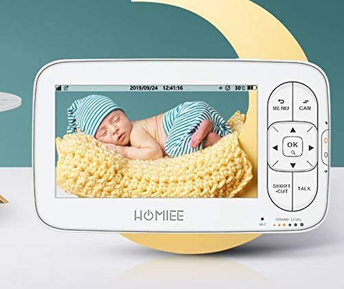 HOMIEE Monitor per BM1003-DE Baby Monitor Video