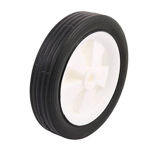 Aexit 170mm Durchmesser - schwarzes Gummi - Radreifen - Reifen - Trolley - Mülleimer - Teil (ca16415738511041be7d4f4353e10caf)