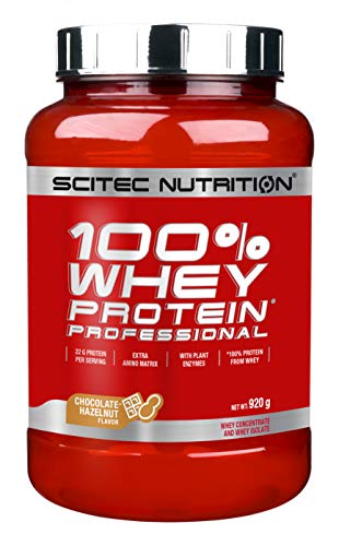 Scitec Nutrition Whey Protein Professional Proteína con