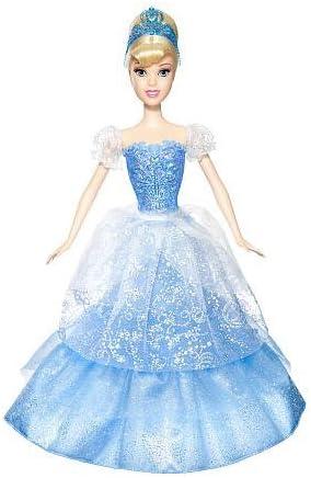Disney Princess 2-In-1 Ballgown Surprise Cinderella Doll