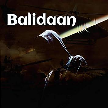 Balidaan (feat. Anand Godbole)