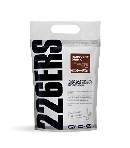 226ERS Recovery Drink Recuperador Muscular, Sabor Chocolate - 1060 gr