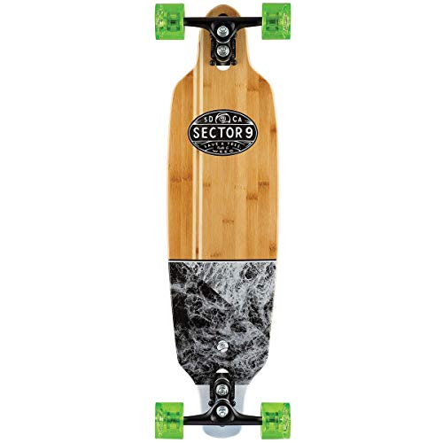 Sector 9 Monsoon Shoots Prebuilt Longboard Complete
