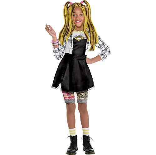 Party City O.M.G. Alt Grrrl Halloween Costume for Girls, L.O.L....