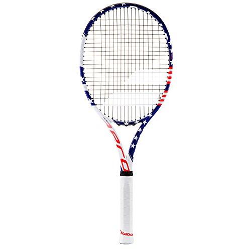 Babolat Tennisschläger Pure Aero VS Stars and Stripes, Griffgröße 2 (4 1/4) besaitet