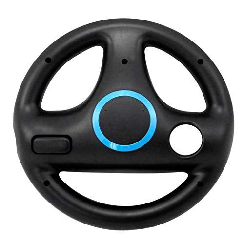 4 ventosas ABS volante para Wii Kart Racing Games mando a...