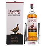 The Famous Grouse Blended Scotch Whisky 40% - 4.500 ml in Giftbox