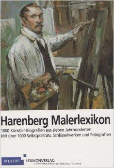Harenberg Malerlexikon ( 3. September 2004 )