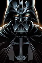Star Wars - Movie Poster (Darth Vader - Comic) (Size: 24 inches x 36 inches)