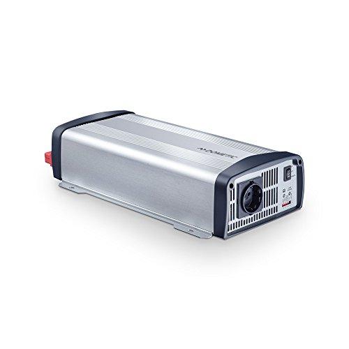 Dometic SinePower MSI 1824, Sinus-Wechselrichter, Auto, LKW Spannungswandler 24 V auf 230 V, Überspannungsschutz, 1800 W, mobile Steckdose