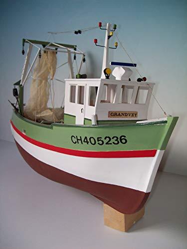 Soclaine - Maqueta de Barco, 37 x 21 x 57 cm (GV1800)