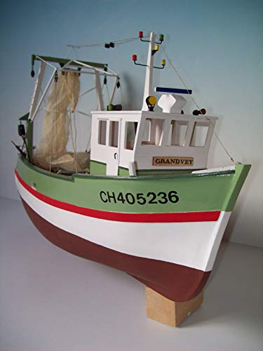 Soclaine - Maqueta de Barco, 37 x 21 x 57 cm (GV1800