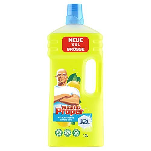 Meister Proper Allzweckreiniger (1.3 L) Citrusfrische, leistungsstarker Reinigungskraft fürs gesamte Zuhause