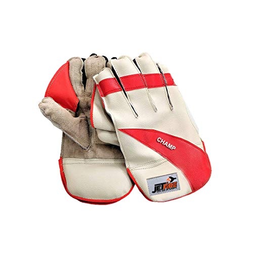 Ibex Cricket Wicket Keeping Gloves - Practice Colour May Vary