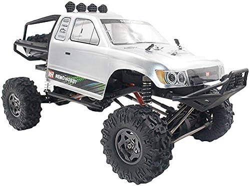 Ferngesteuertes Auto RC Auto Off Road Rock Crawler Trail Rigs LKW RTR Spielzeug 1093-ST 1 10 2,4G 4WD Gebürstetes