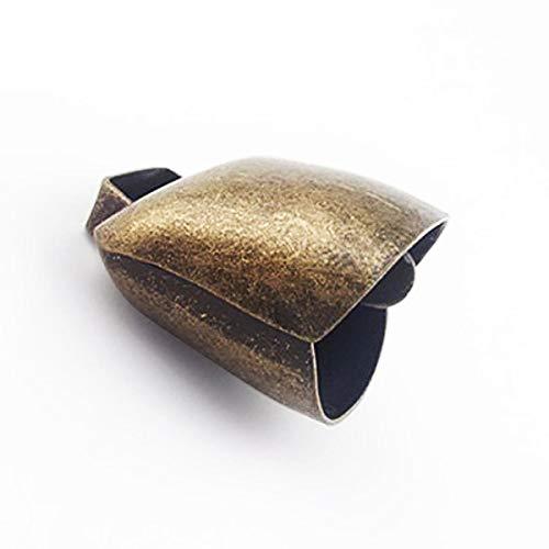 Desconocido Campanas de Cobre con diseño de Oveja de Caballo, para Exteriores, Granja, Animales, Campanas de latón