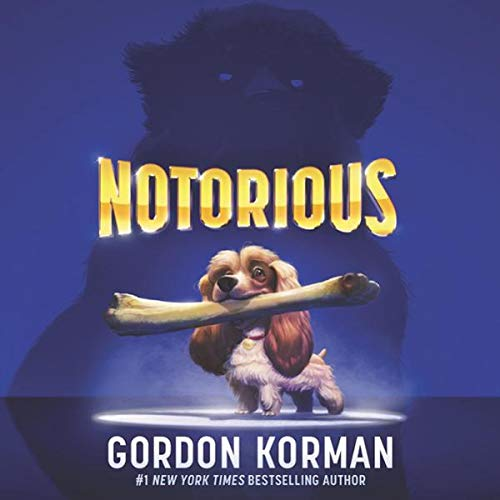 Notorious audiobook cover art