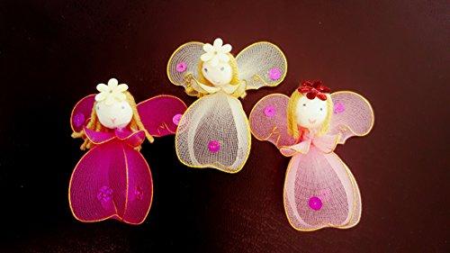 TheGermanMarket Prinzessin Engel lichterketten rosa Mixed-töne 20 Streicher