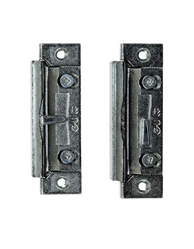 GU BKS Secury Schliesstück/Austauschstück mit mechanischer Entriegelung/Tagesfalle 6-28902-15-0-1 (bestehend aus 9-38941-12 & 9-38942-04)